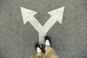 нгвыбор пути