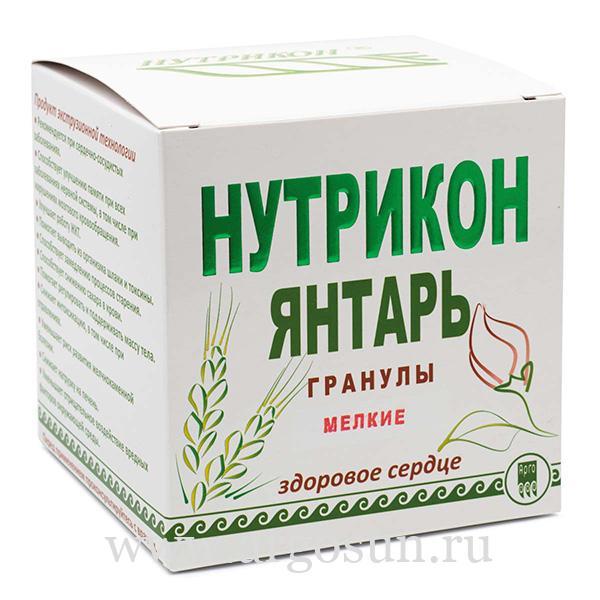 Нутрикон Янтарь, мелкогранулированный